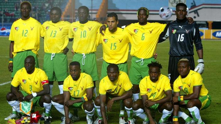 Fußball Afrikameisterschaft