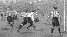 Fußball Entstehung