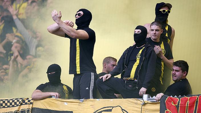 Hooligans In Deutschland
