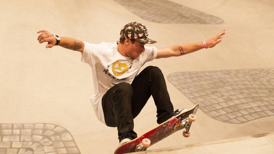 Jugendkultur Skater