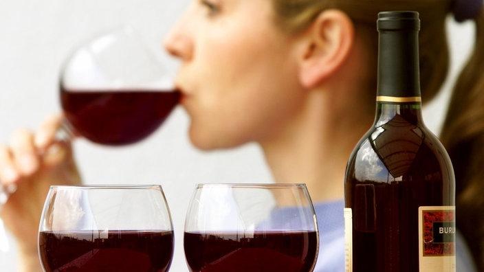 Wie den Alkohol Rauchen aufzugeben und zu trinken