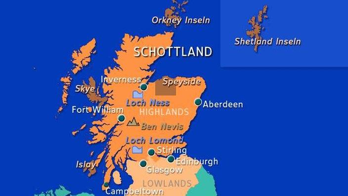 Schottland Karte Whisky.Whisky Single Malt Whisky Trinken Gesellschaft Planet Wissen