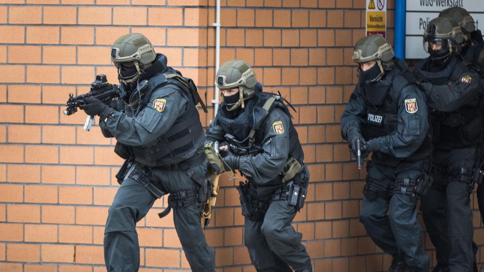 Deutsche Spezialeinheiten