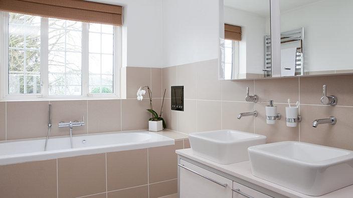 Schön Das Badezimmer