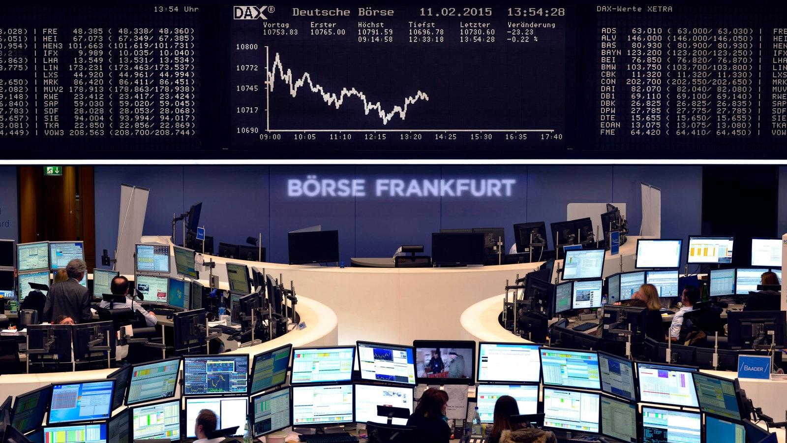 An Der Börse Geld Machen