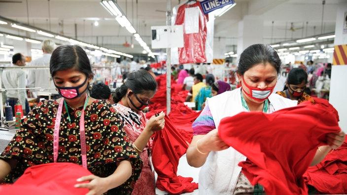 dc18b6138aaf05 Fairer Handel  Faire Kleidung - Wirtschaft - Gesellschaft - Planet ...
