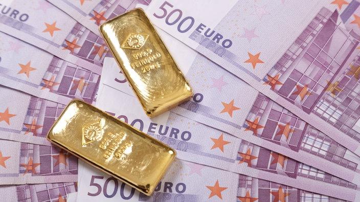 Gold Währung Wirtschaft Gesellschaft Planet Wissen