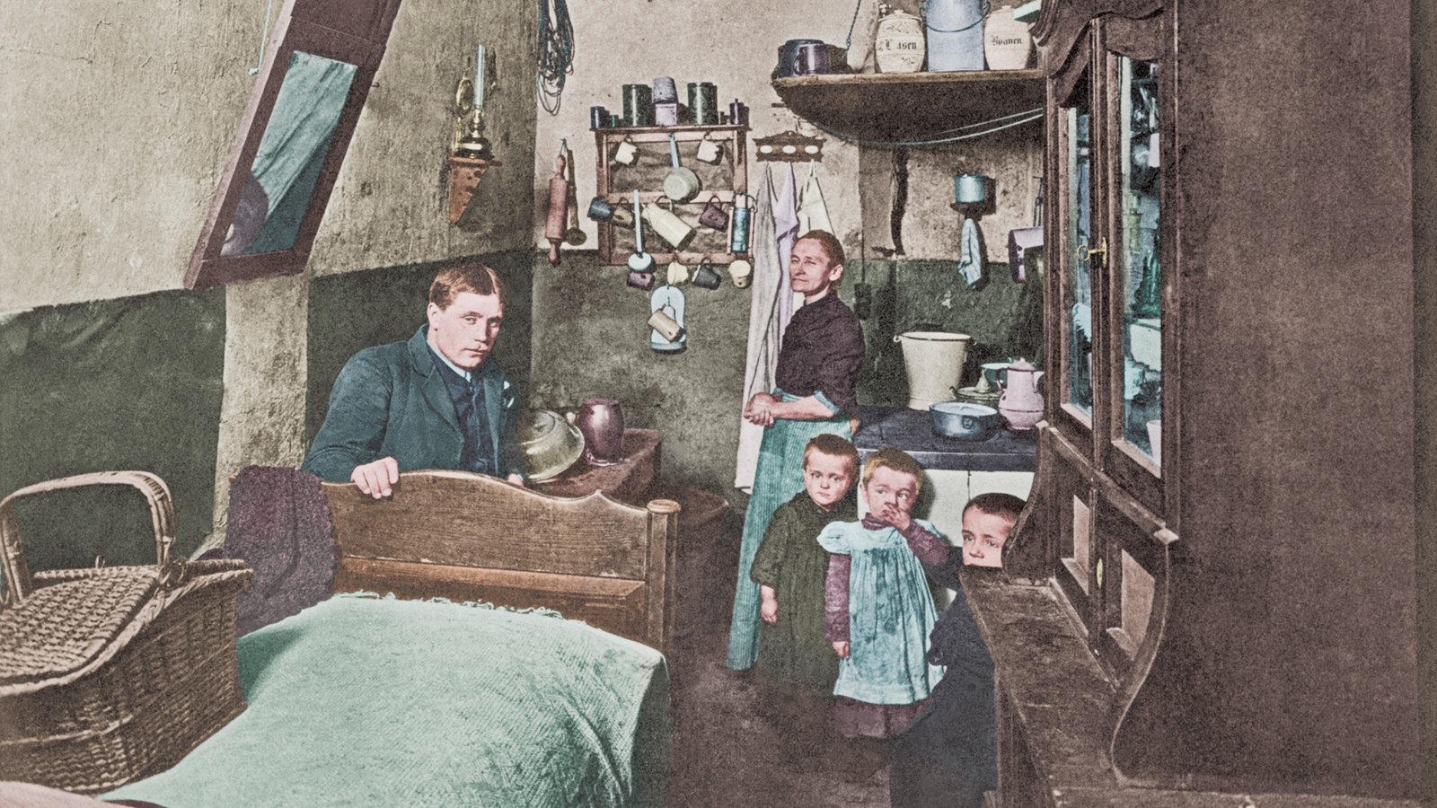 wirtschaft industrialisierung in deutschland wirtschaft gesellschaft planet wissen. Black Bedroom Furniture Sets. Home Design Ideas