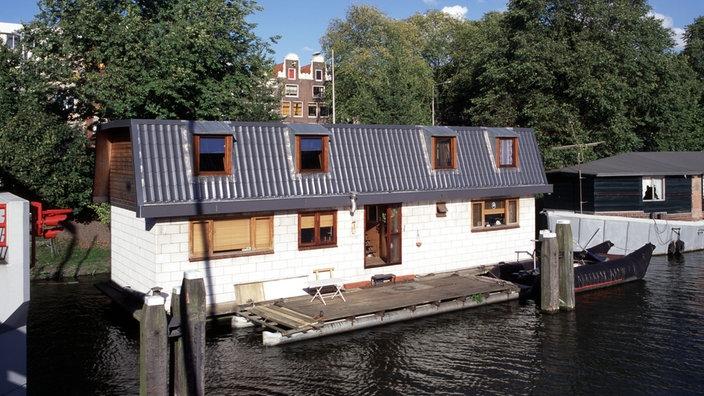 Zukunft Des Wohnens Schwimmende Häuser Wohnen Gesellschaft