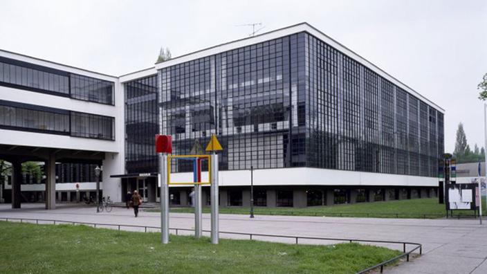 Bauhaus Merkmale architektur bauhaus architektur kultur planet wissen