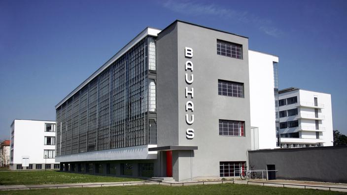 Bauhaus Architektur bauhaus walter gropius architektur kultur planet wissen
