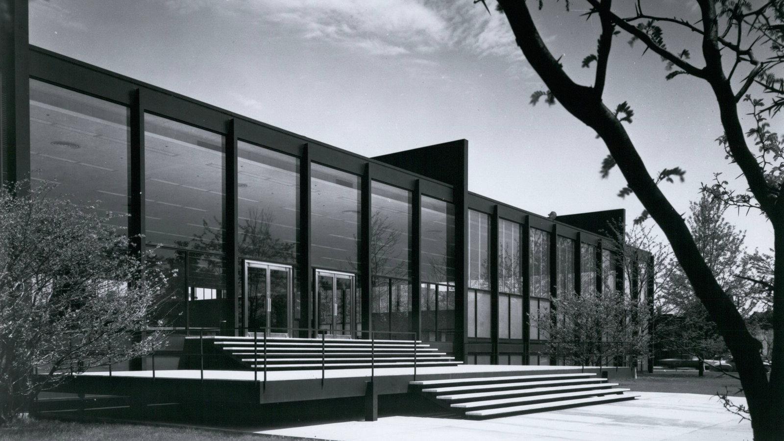 Architektur bauhaus architektur kultur planet wissen - Bauhausstil architektur ...
