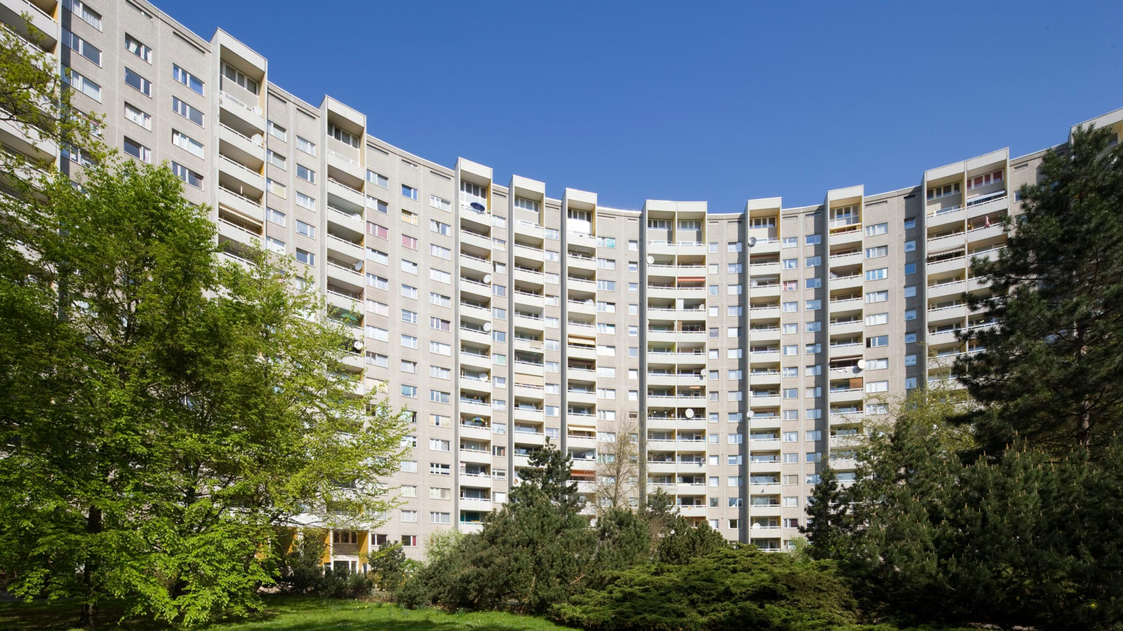 Bauhaus walter gropius architektur kultur planet wissen for Architektur 20er