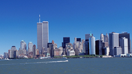 Skyline von New York.