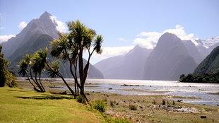 Milford Sound, Südinsel, Neuseeland