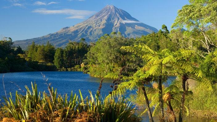 Australien Und Ozeanien Neuseelands Natur - Australien Und Ozeanien - Kultur - Planet Wissen