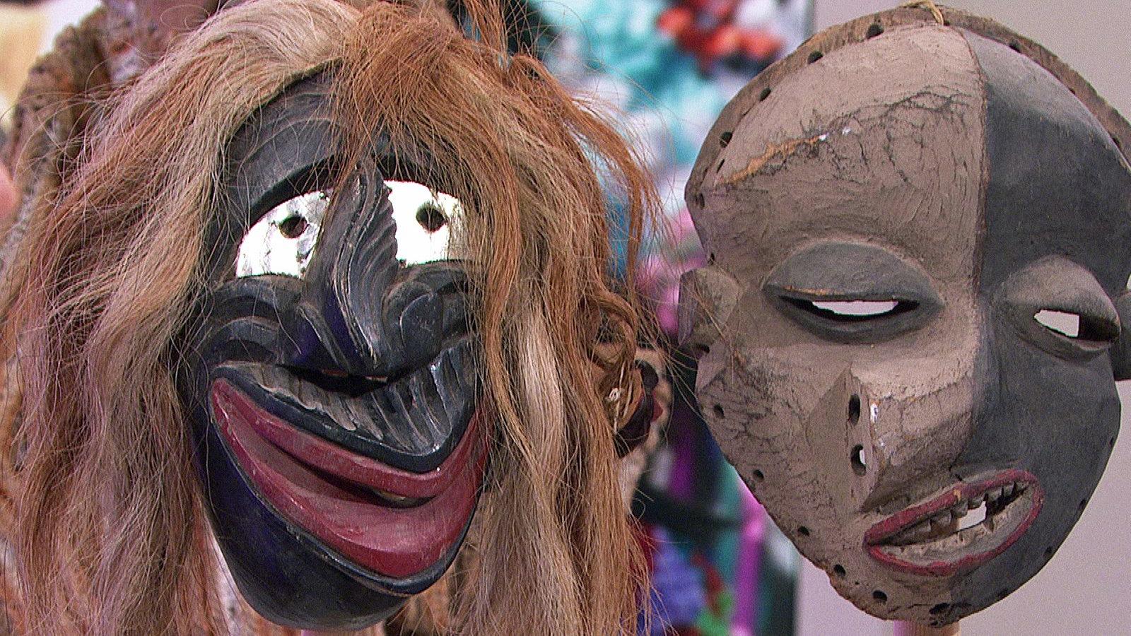 Masken Geschichte