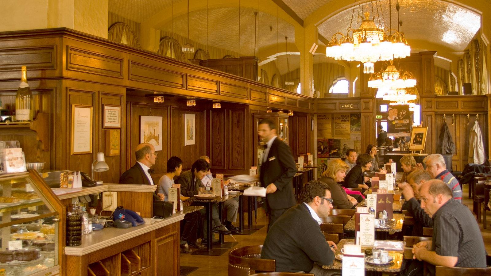 Traditionslokale Wiener Kaffeehauskultur Brauchtum