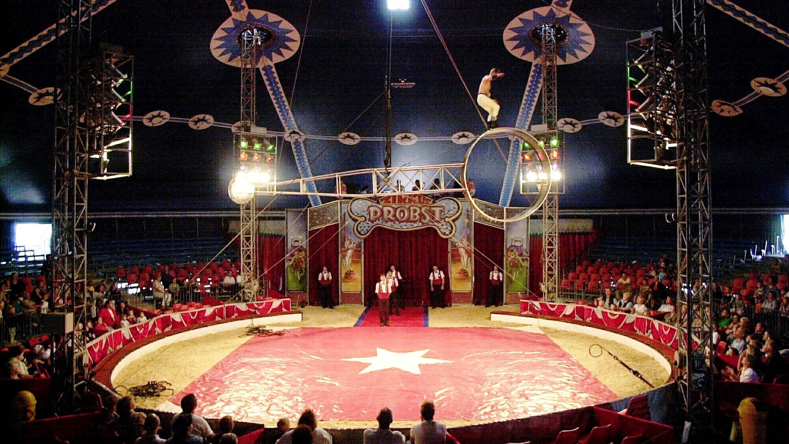 Zirkus Knie Memmingen