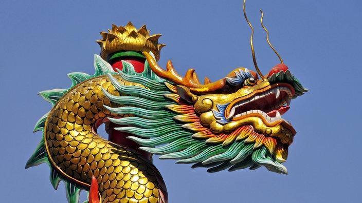 Drachen: Der chinesische Drache - Fabelwesen - Kultur - Planet Wissen