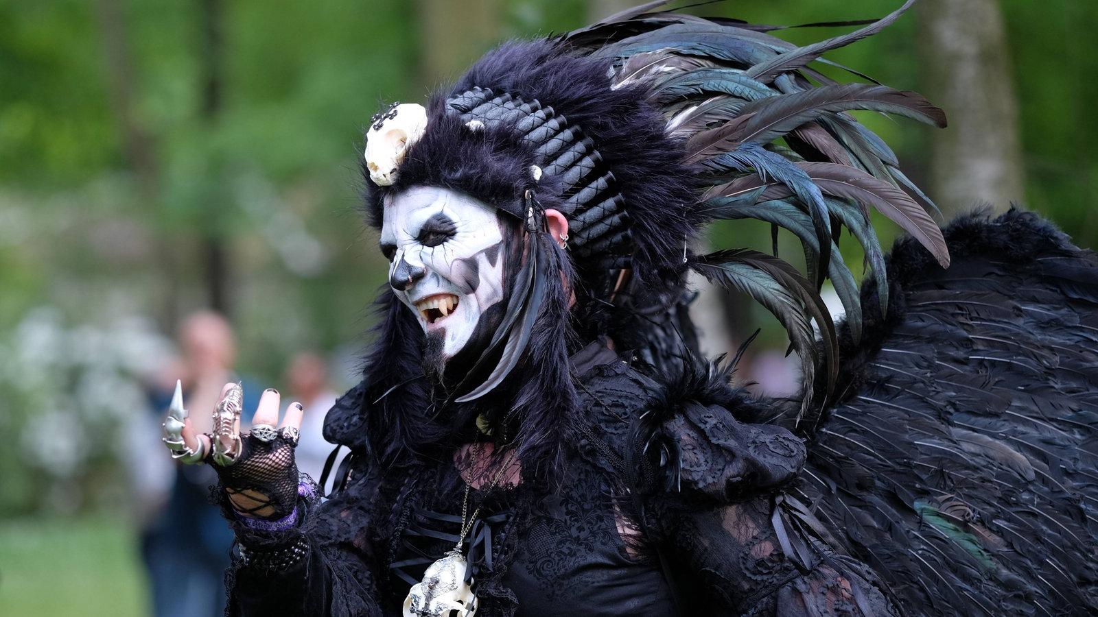 Makeup for halloween 2018