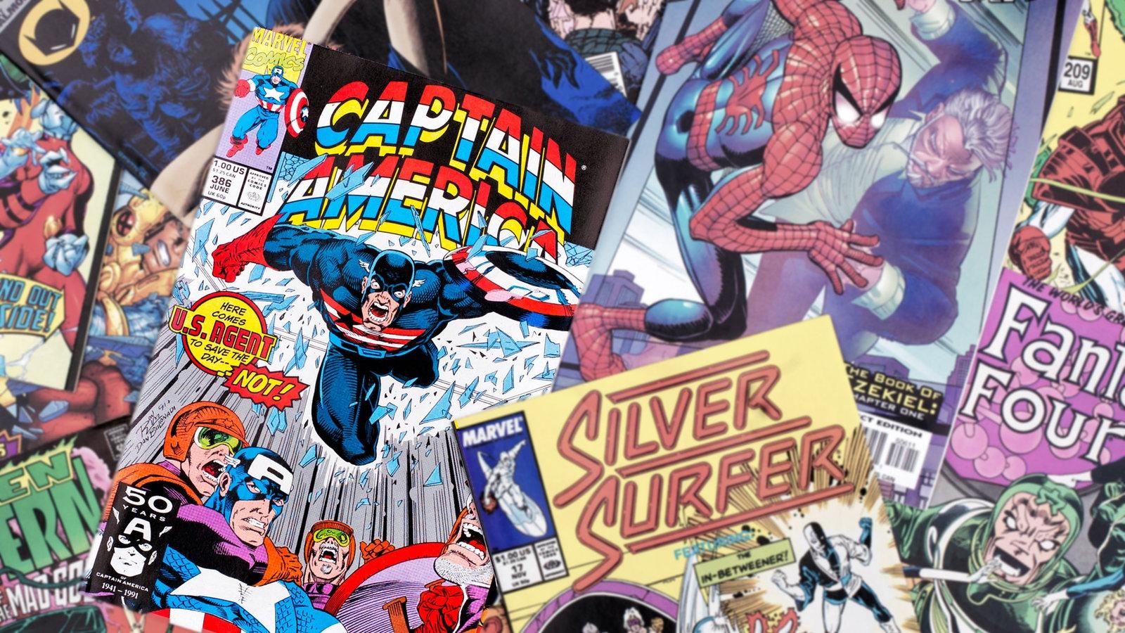Literatur: Comics - Comics - Literatur - Kultur - Planet Wissen