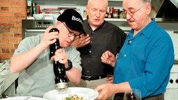 Geschichte der fernsehshows medien kultur planet wissen for Kochen mit biolek