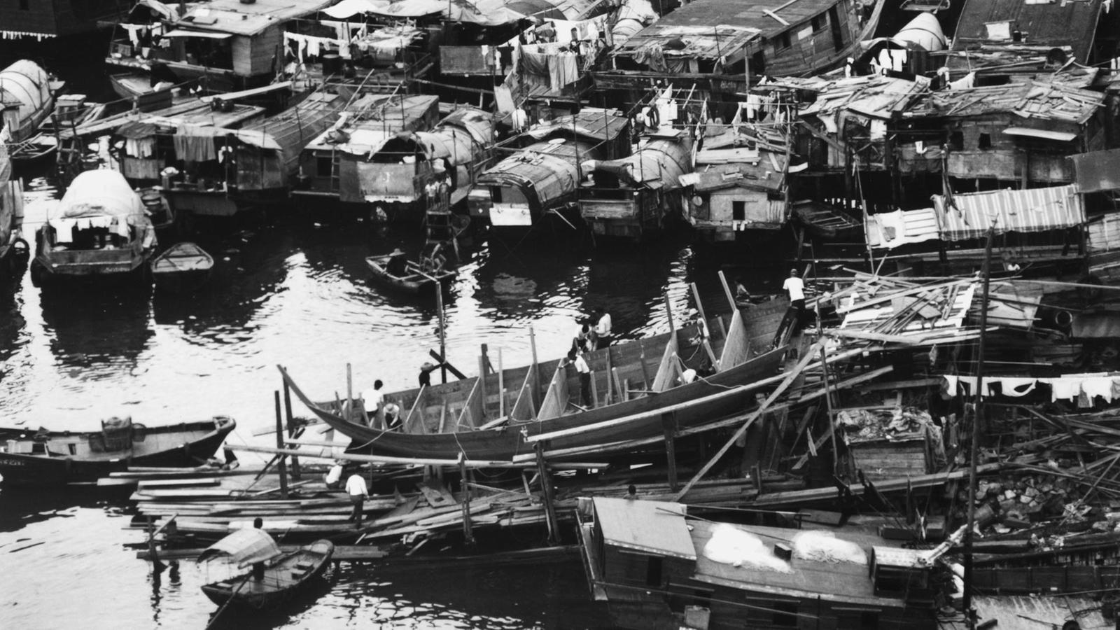 Hongkong Geschichte
