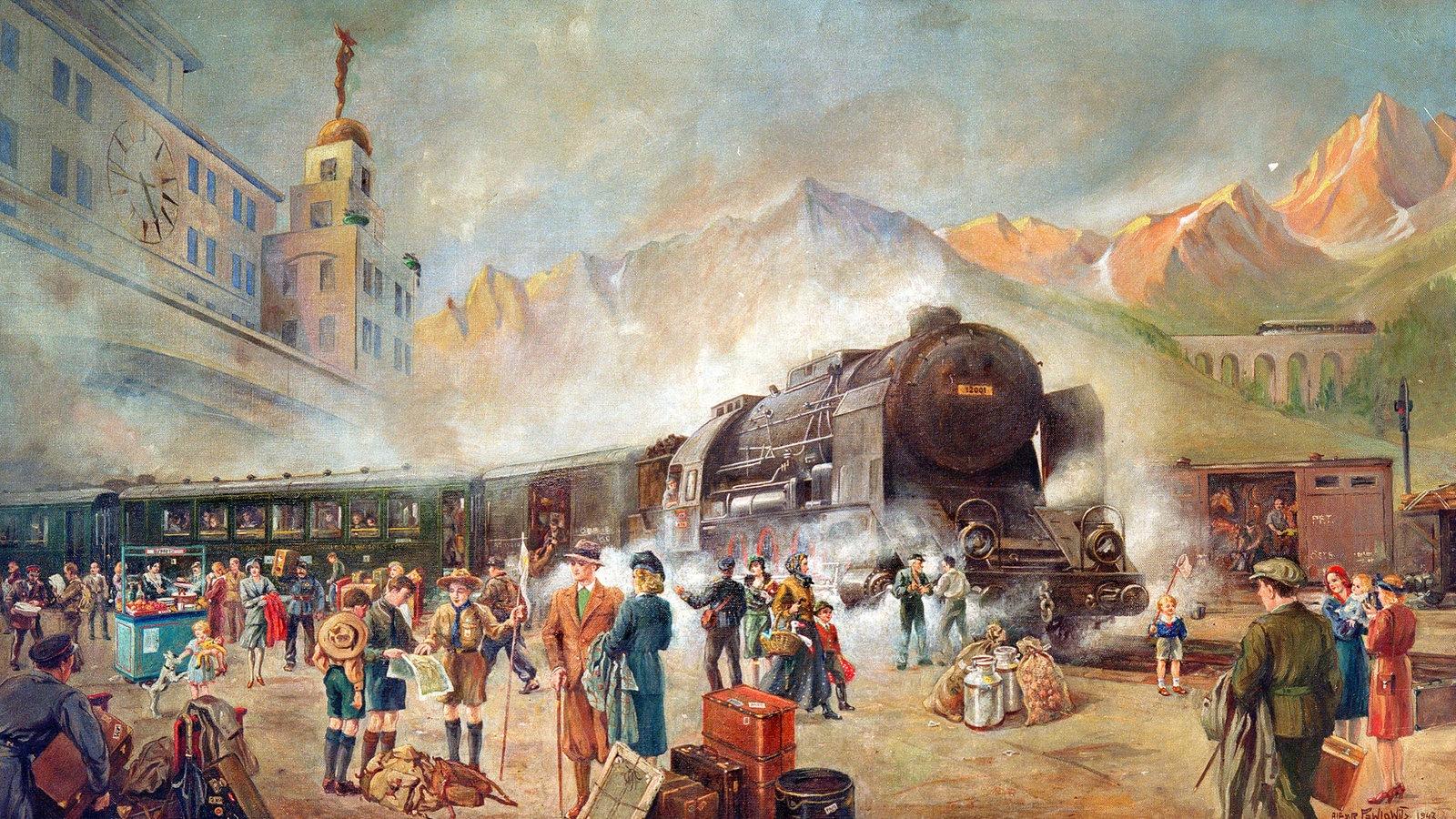 Orient Express Paris Istanbul