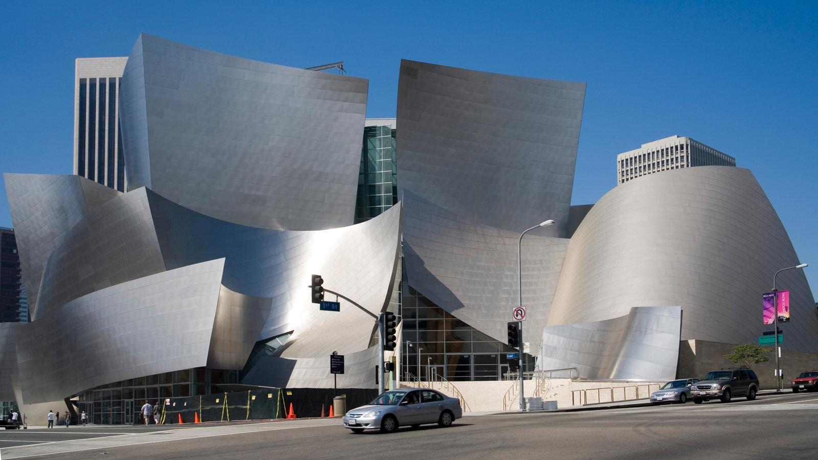 Los angeles architektur metropolen kultur planet wissen - Beruhmte architektur ...