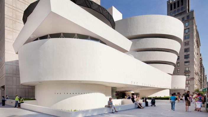 Das Guggenheim-Museum in New York.