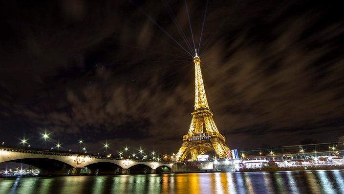 Paris Eiffelturm Metropolen Kultur Planet Wissen