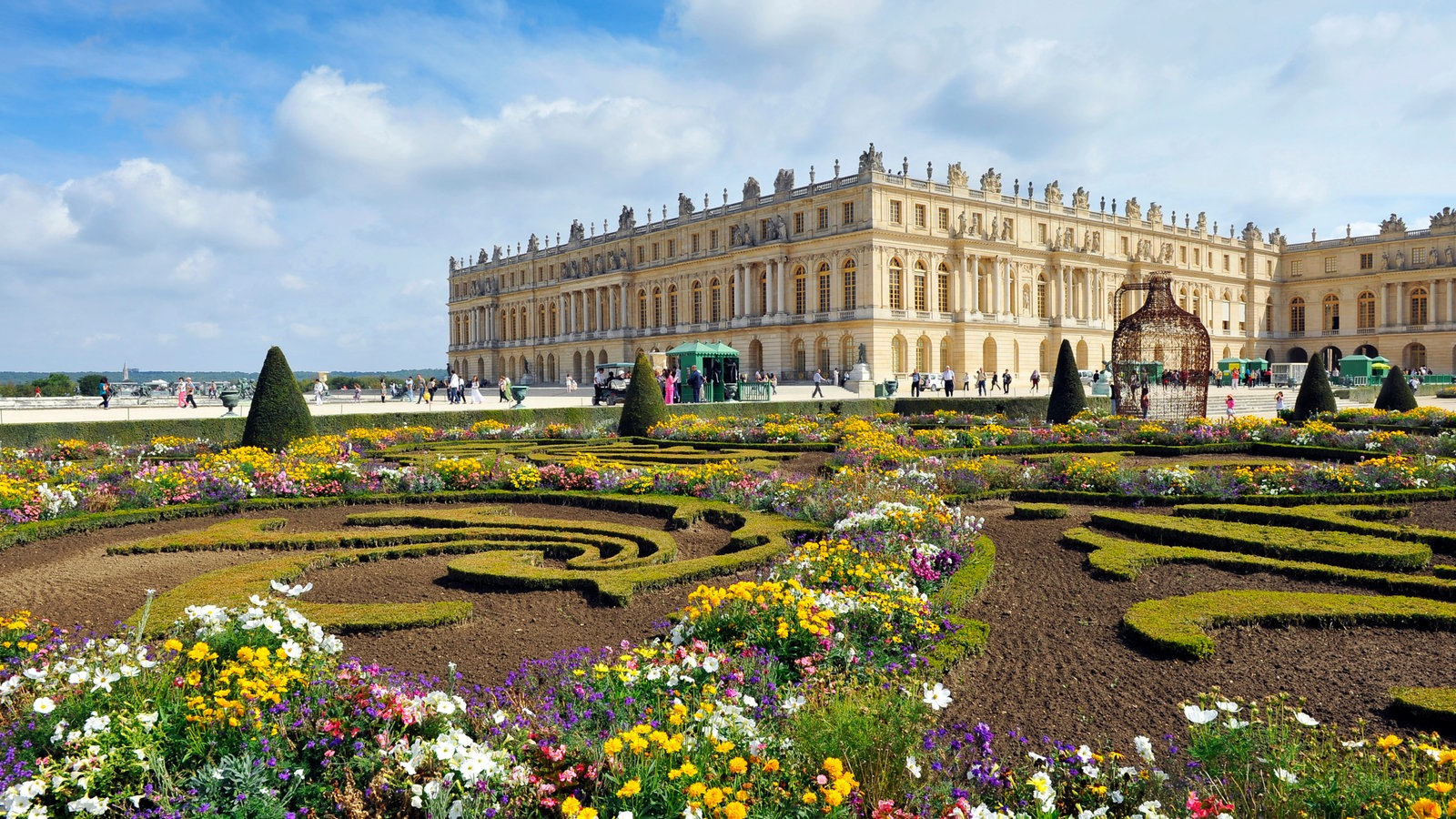 how to go to versailles palace from paris