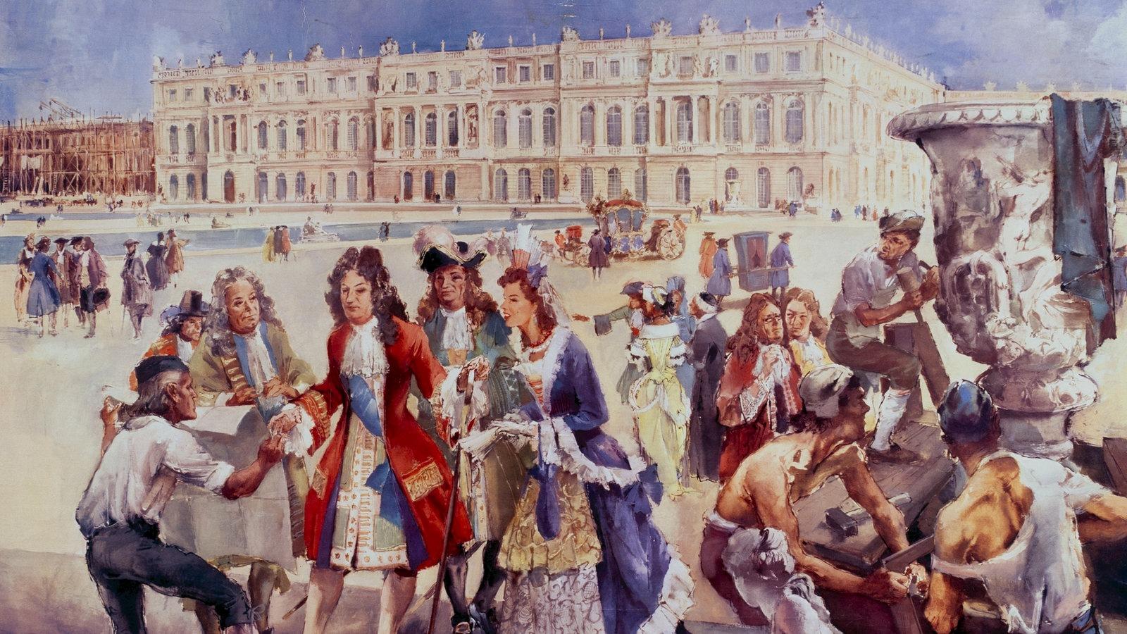 Paris: Versailles - Metropolen - Kultur - Planet Wissen