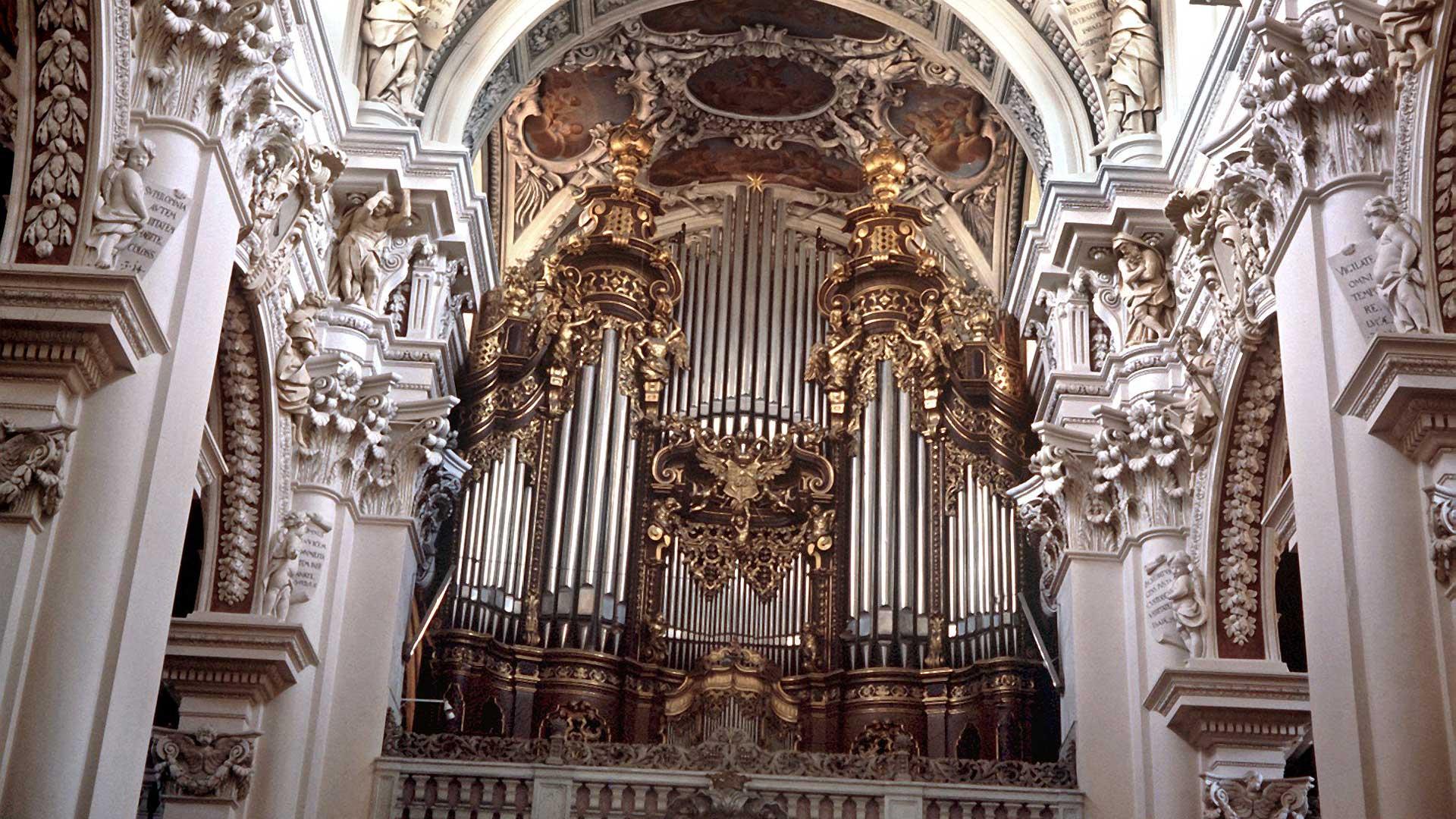 Blasinstrumente Orgel Musik Kultur Planet Wissen