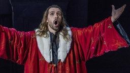 "Christian Henneberg als ""Don Giovanni"" am Staatstheater Cottbus"