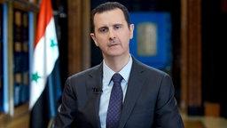 Syriens Präsident Baschar al-Assad.