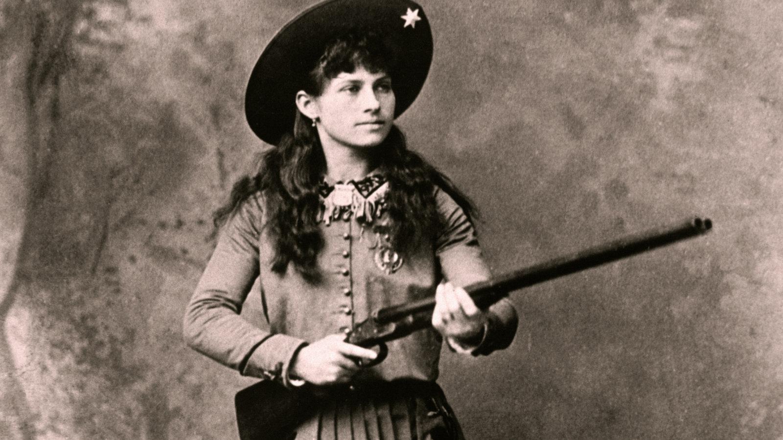 Frauen Im Wilden Westen