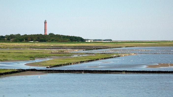 Ostfriesische Inseln Norderney Nordsee Kultur Planet