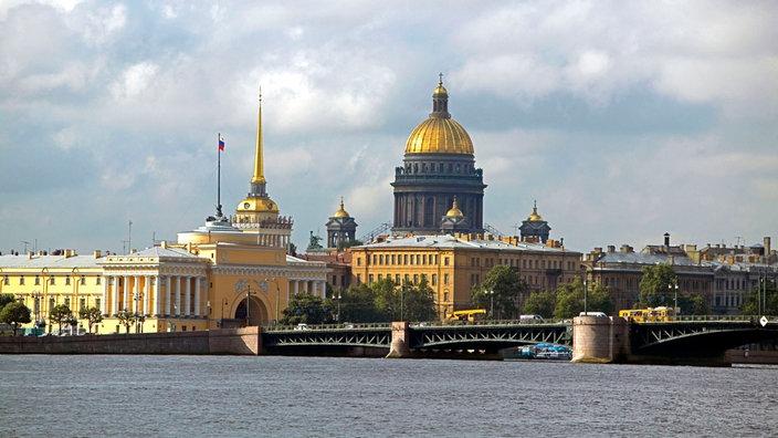 Russland St Petersburg Osteuropa Kultur Planet Wissen