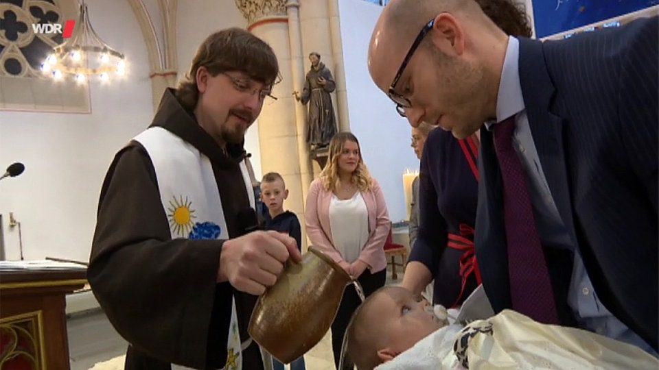 Die Taufe Als Christliches Fest
