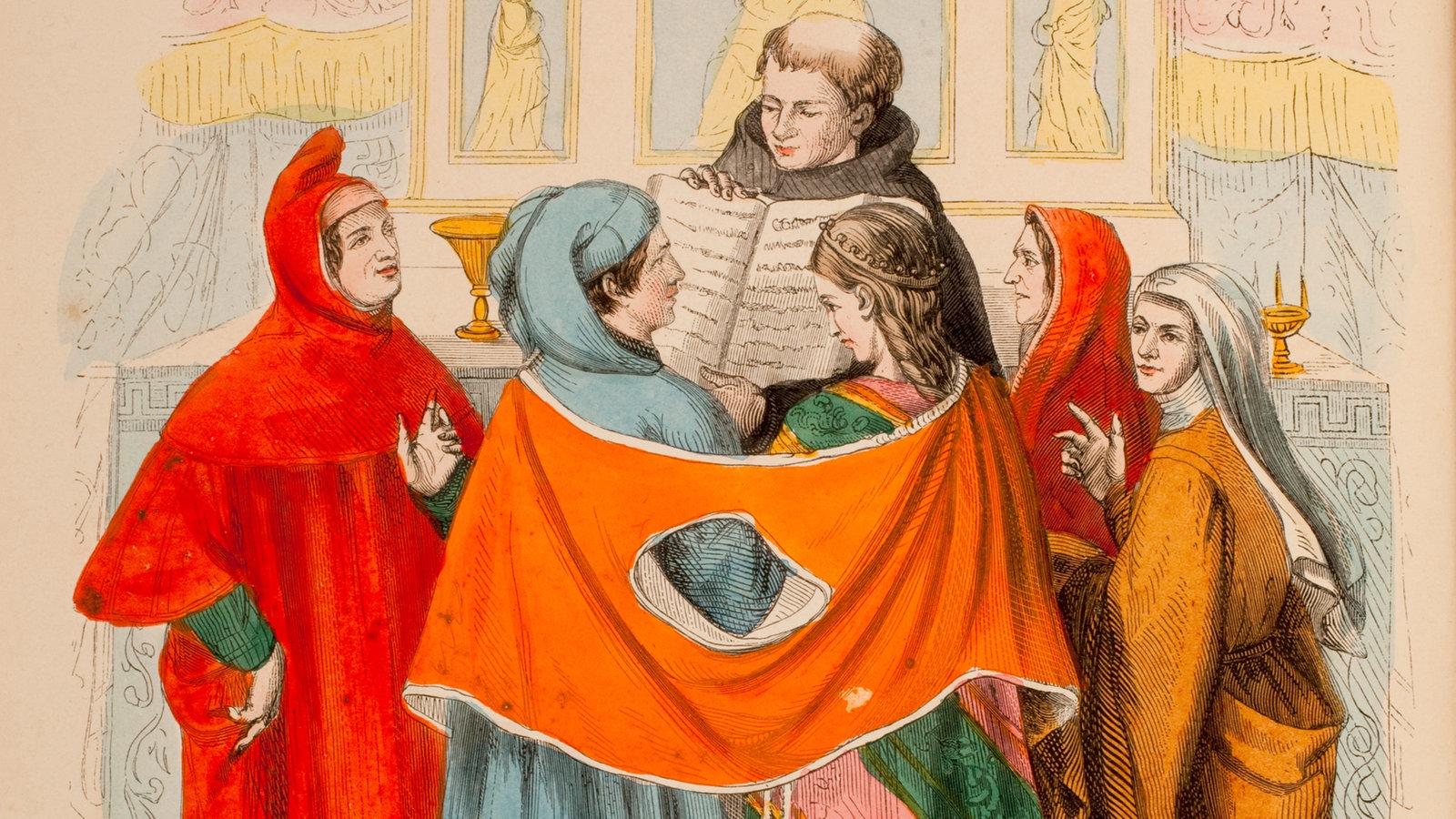 Kräuterhexen Im Mittelalter