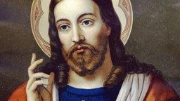 Gemälde von Jesus von Nazareth.