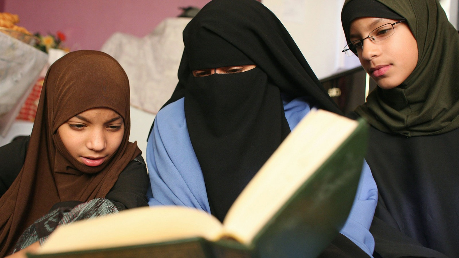 Mohammed Frauen