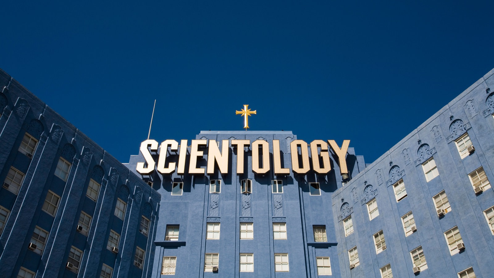 Scientology Kirchen