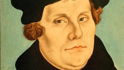 portrt von martin luther - Martin Luther Lebenslauf