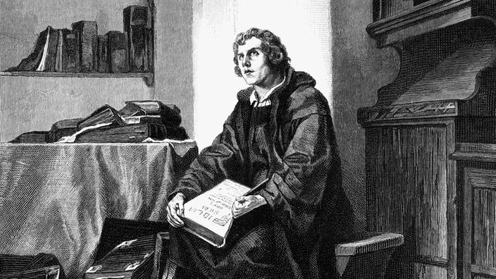 Martin Luther Studium