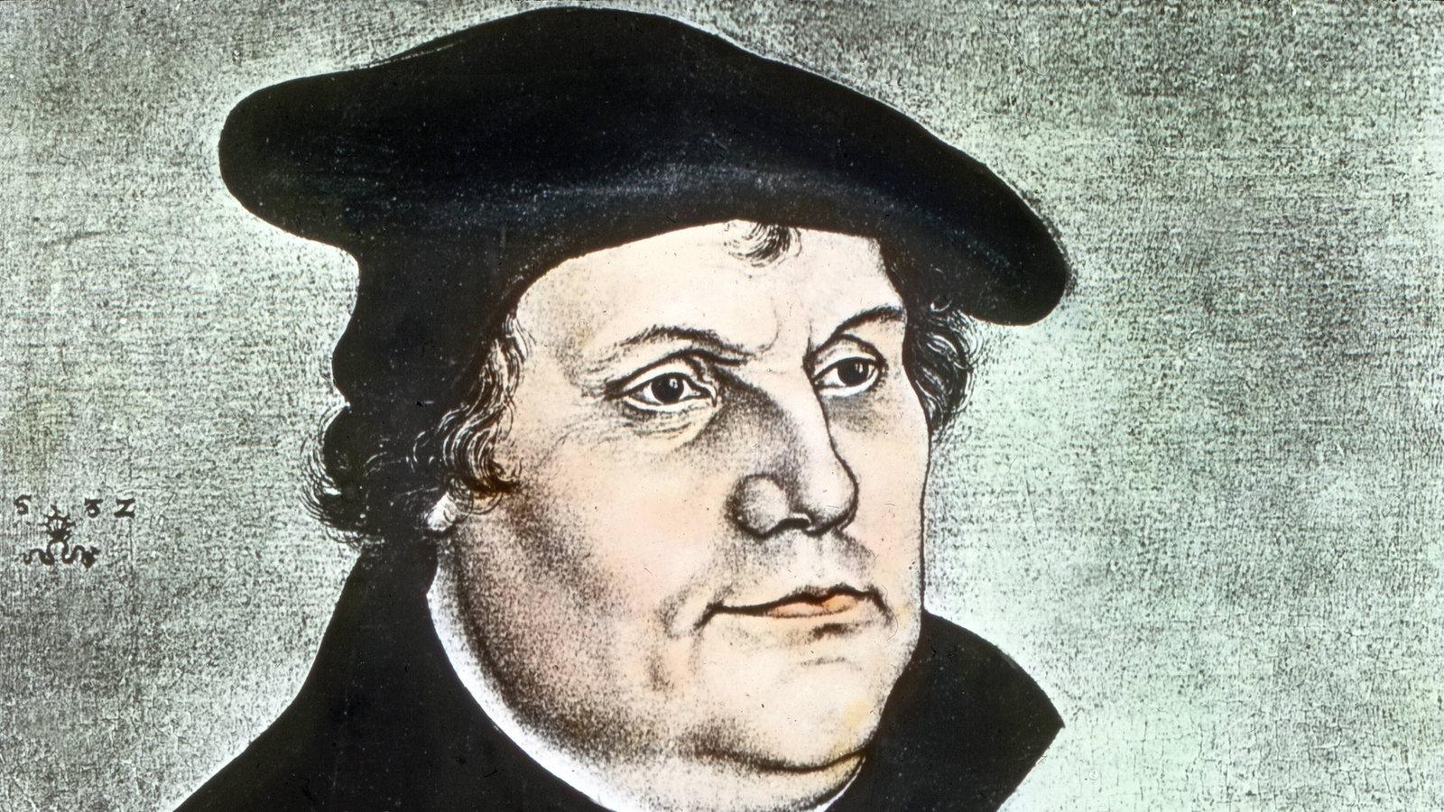 Martin Luther Bilder