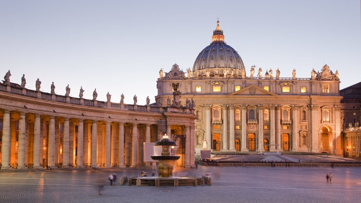 Fußboden Im Petersdom ~ Petersdom religion kultur planet wissen