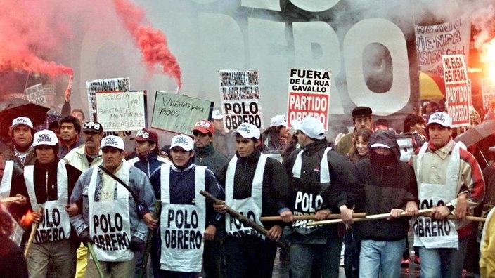 Argentinien Die Wirtschaftskrise Von 2001 Sudamerika Kultur Planet Wissen